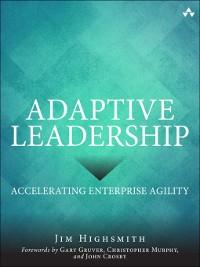 Cover Adaptive Leadership