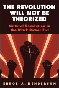 Cover The Revolution Will Not Be Theorized