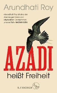 Cover Azadi heißt Freiheit