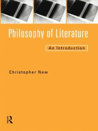 Cover Philosophy of Literature