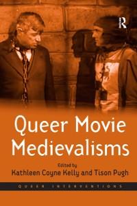 Cover Queer Movie Medievalisms