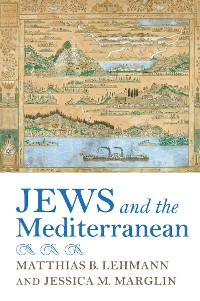 Cover Jews and the Mediterranean