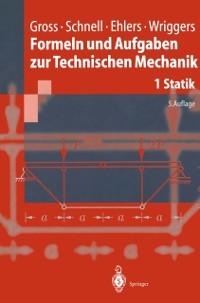Cover Formeln und Aufgaben zur Technischen Mechanik