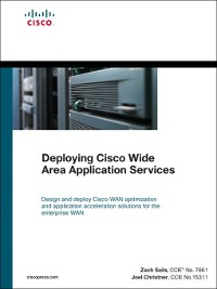 Cover Deploying Cisco Wide Area Application Services