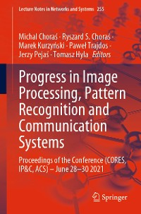 Cover Progress in Image Processing, Pattern Recognition and Communication Systems