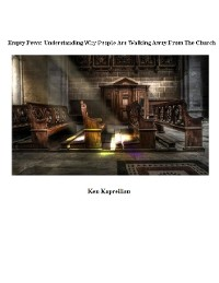 Cover Empty Pews: Understanding Why People Are Walking Away From The Church