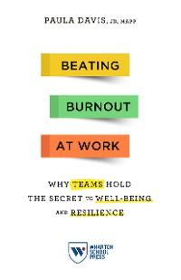 Cover Beating Burnout at Work
