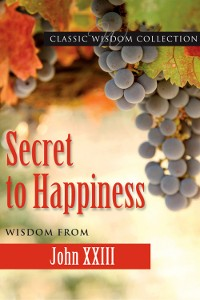 Cover Secret to Happiness