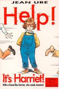 Cover Help! It's Harriet!