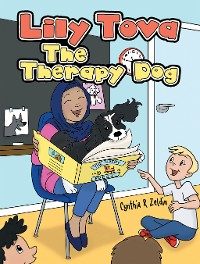 Cover Lily Tova the Therapy Dog