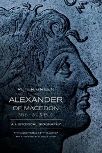 Cover Alexander of Macedon, 356–323 B.C.