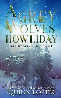 Cover A Grey Wolves Howliday