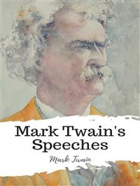 Cover Mark Twain's Speeches