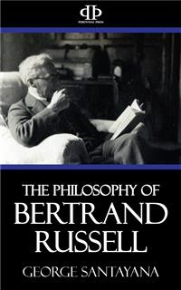 Cover The Philosophy of Bertrand Russell