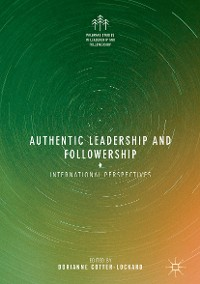 Cover Authentic Leadership and Followership