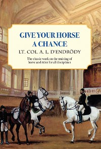 Cover Give Your Horse a Chance
