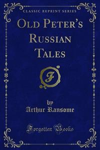 Cover Old Peter's Russian Tales