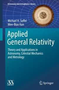 Cover Applied General Relativity