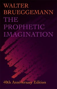 Cover The Prophetic Imagination