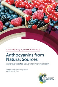 Cover Anthocyanins from Natural Sources