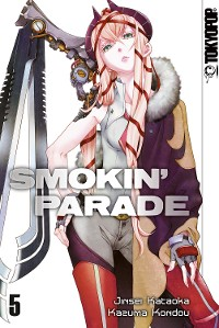 Cover Smokin' Parade 05