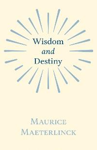 Cover Wisdom and Destiny