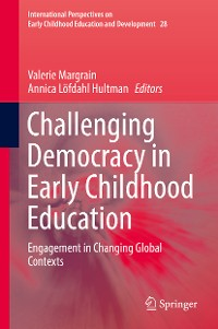 Cover Challenging Democracy in Early Childhood Education