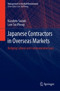 Cover Japanese Contractors in Overseas Markets