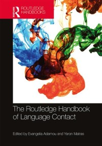 Cover Routledge Handbook of Language Contact