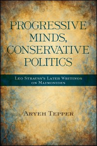 Cover Progressive Minds, Conservative Politics