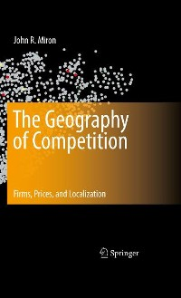 Cover The Geography of Competition