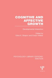 Cover Cognitive and Affective Growth (PLE: Emotion)