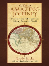 Cover The Amazing Journey