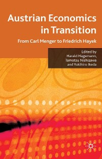 Cover Austrian Economics in Transition