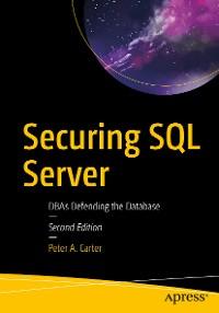 Cover Securing SQL Server