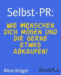 Cover Selbst-PR: