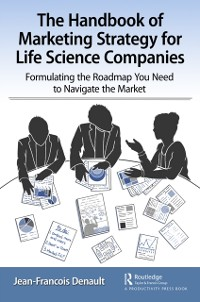 Cover Handbook of Marketing Strategy for Life Science Companies