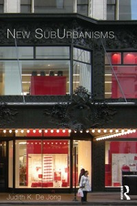 Cover New SubUrbanisms