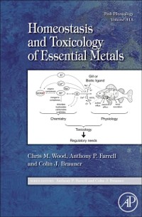 Cover Fish Physiology: Homeostasis and Toxicology of Essential Metals