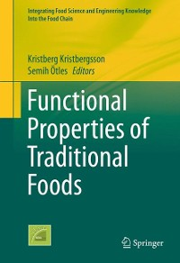 Cover Functional Properties of Traditional Foods