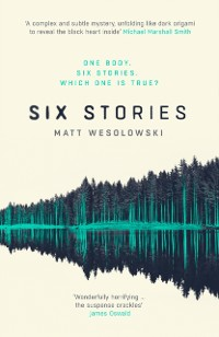 Cover Six Stories