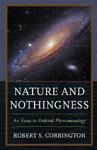 Cover Nature and Nothingness