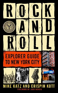 Cover Rock and Roll Explorer Guide to New York City