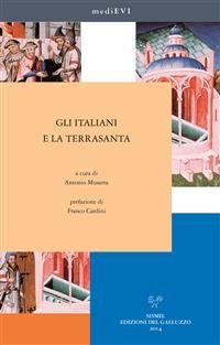Cover Gli Italiani e la Terrasanta