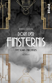 Cover The Scars Chronicles: Dorn der Finsternis