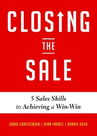 Cover Closing the Sale