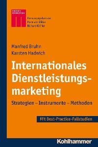 Cover Internationales Dienstleistungsmarketing