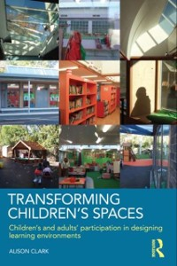 Cover Transforming Children's Spaces
