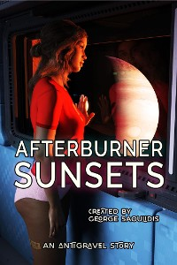 Cover Afterburner Sunsets