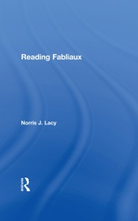 Cover Reading Fabliaux